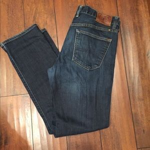 Lucky Brand men's Dean Slim Fit Jeans 33x30